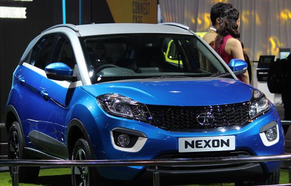 harga tata nexon india auto expo 2016