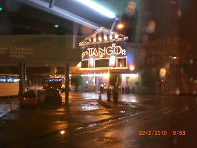 Fachada - Senhor Tango - Buenos Aires