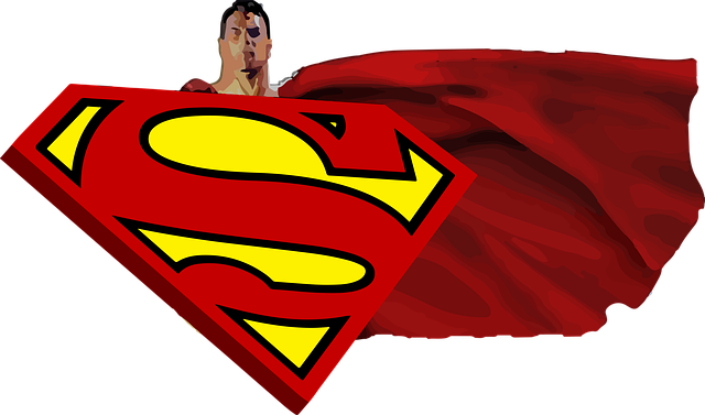 Superman Keren