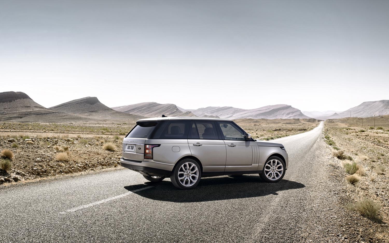 Range Rover Wallpaper Hd: Land Rover Range Rover Hd Wallpapers