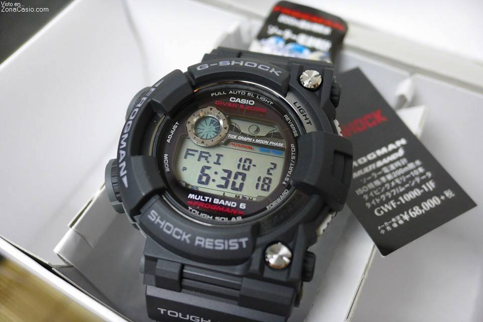 3ae0314b461c reloj casio radiocontrolado