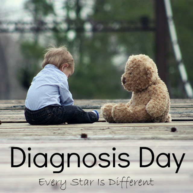 Diagnosis Day-The day your child is diagnosed with a special need