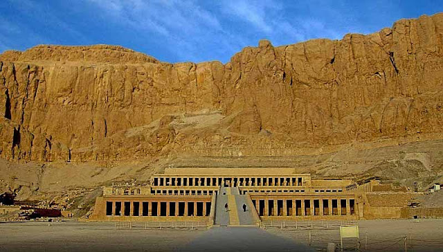 Temple of Hatchepsut