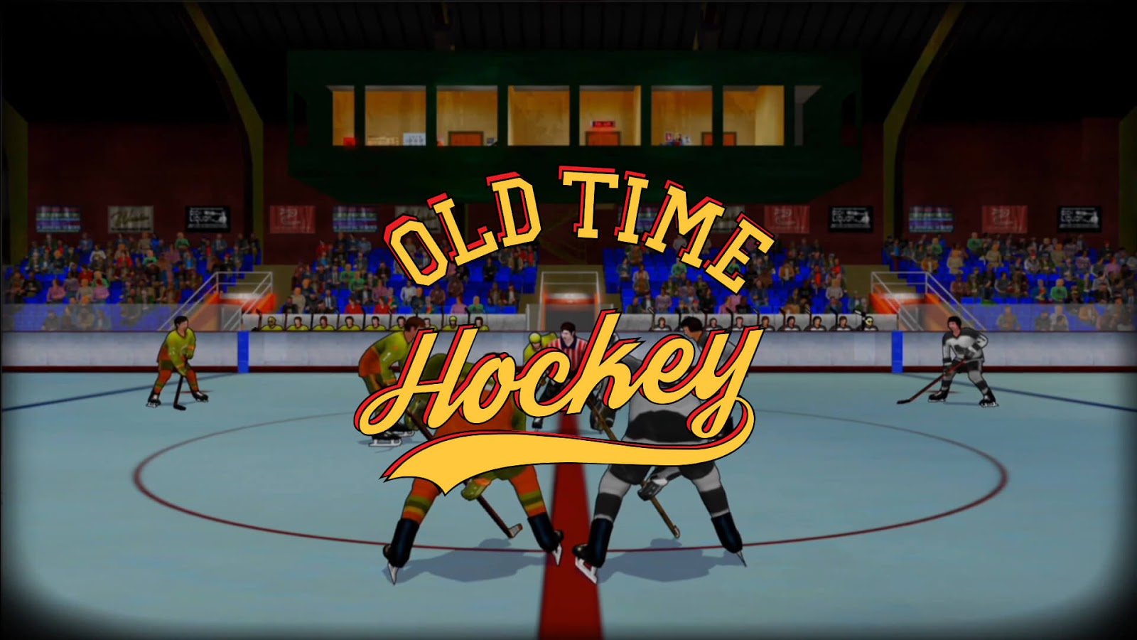 Superphillip Central Old Time Hockey Ps4 Steam Review