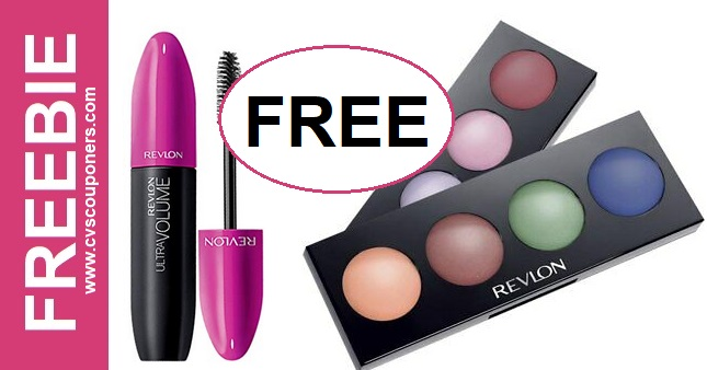 FREE Revlon Makeup CVS Deals - 519-525