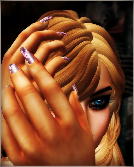 Get Frocked, !Head Desk! @ Gacha Good and IP Nails