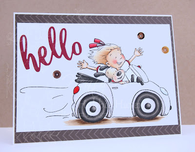Heather's Hobbie Haven - Just for Fun Saturday - Ride Sally Ride Card