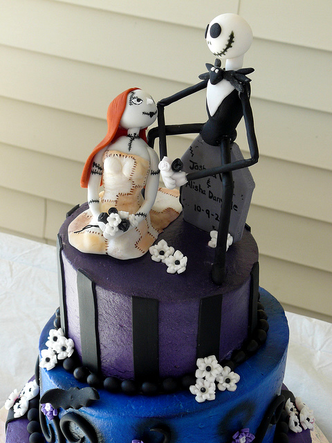 jack and sally wedding cake topper a family tree of holidays trees october 2012 16559