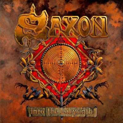 Saxon - Into The Labyrinth