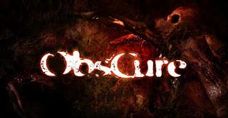 Logo-Marca Obscure 1 PS2 OBS Pt-Br Site: Jogo sem vírus
