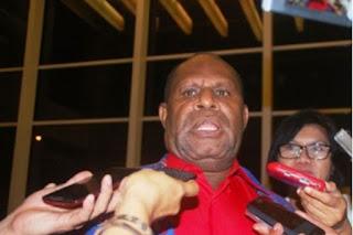 DPRP Tolak Jenderal Polri-TNI Jadi Penjabat Gubernur Papua