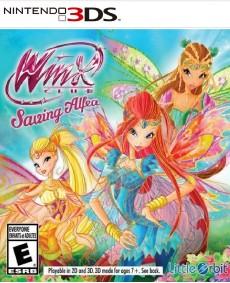 Winx Club Saving Alfea - Download Game Nintendo Wii Free