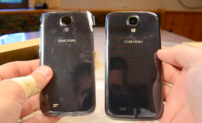Fake Samsung Galaxy S5