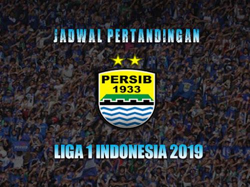 Jadwal Persib di Liga 1 Indonesia 2019