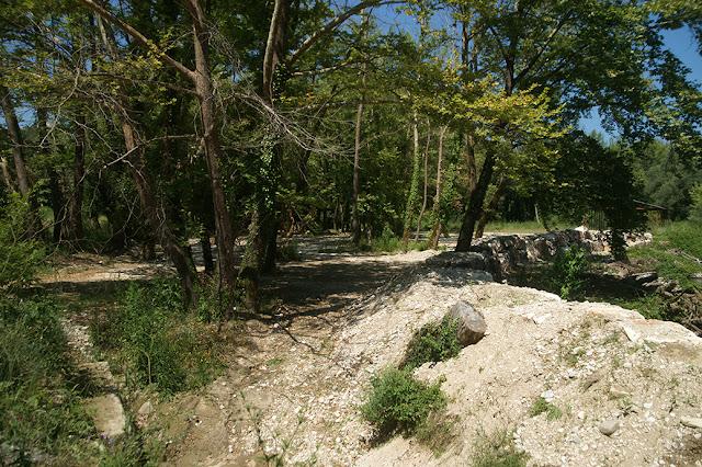 Θεσπρωτία: Εγκαταλελειμμένο το πανέμορφο Πάρκο της Αγρότισσας δίπλα στον Καλαμά (+ΦΩΤΟ)