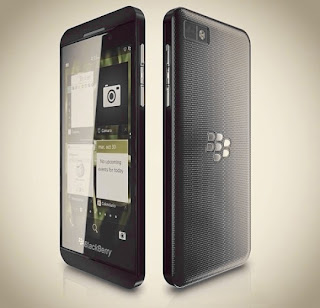 The Blackberry Z10 Smartphone