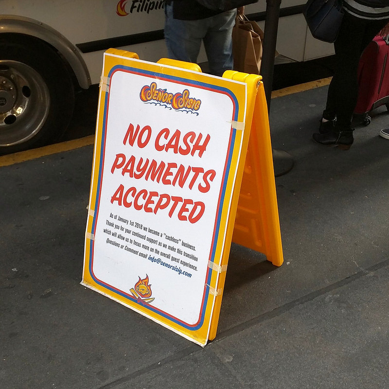 California food truck goes cashless for safety's sake