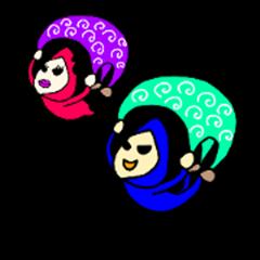 Ninja and Ninko