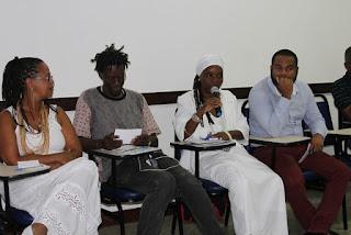 Comunidade Negra realiza encontro de planejamento
