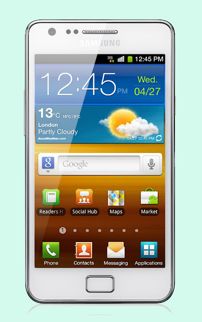 Samsung Galaxy S2 GT-I9100 flash file(STOCK ROM) Free ...