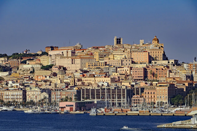 Buy Wall Art of Cagliari