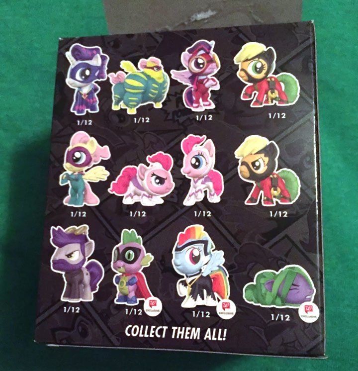 new funko power ponies variants surfaced at walgreens mlp merch