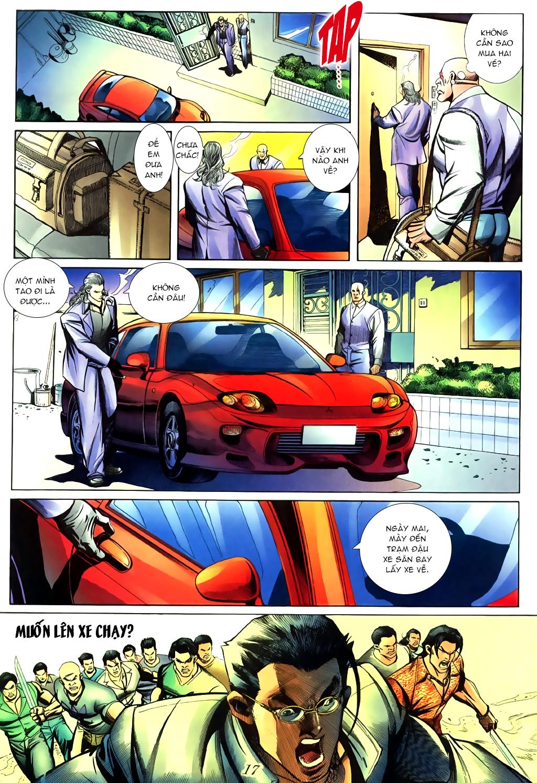 Người Trong Giang Hồ chapter 430 trang 13