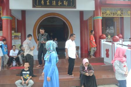 Masjid Cheng Hoo, Destinasi Para Wisatawan Purbalingga
