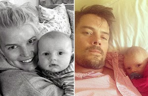Children's Day: Fresh pictures of sons Jessica Simpson and Josh Duhamel