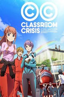 detail dan nonton trailer anime Classroom☆Crisis (2015)
