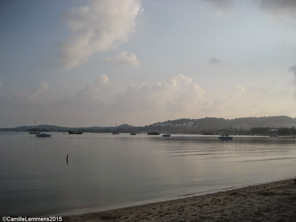 Koh Samui, Thailand daily weather update; 31st January, 2015