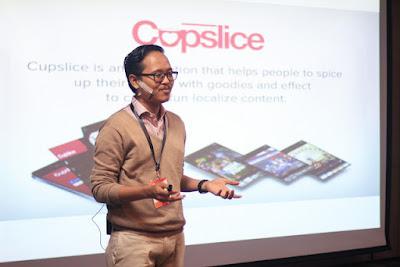 Cupslice, Aplikasi Photo Editor Android Karya Anak Bangsa