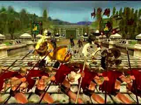 300: March to Glory screenshot 3