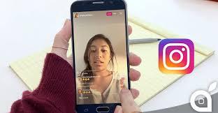 Video diretta Instagram anche in Italia