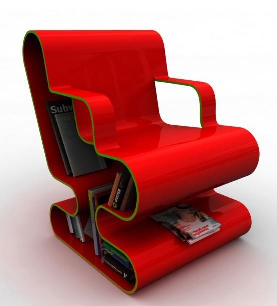 OFO Bookcase Chair