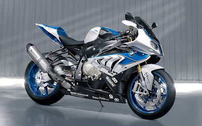 BMW S1000RR Black Storm Metallic image
