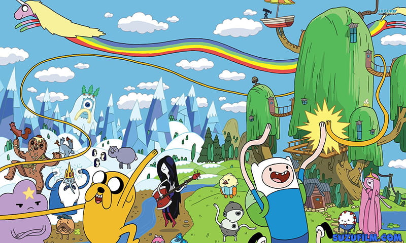 Adventure Time Season 3 Hindi Dubbed Episodes Download [HD]