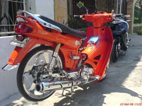 Blog Motor: Modifikasi Astrea Honda Grand