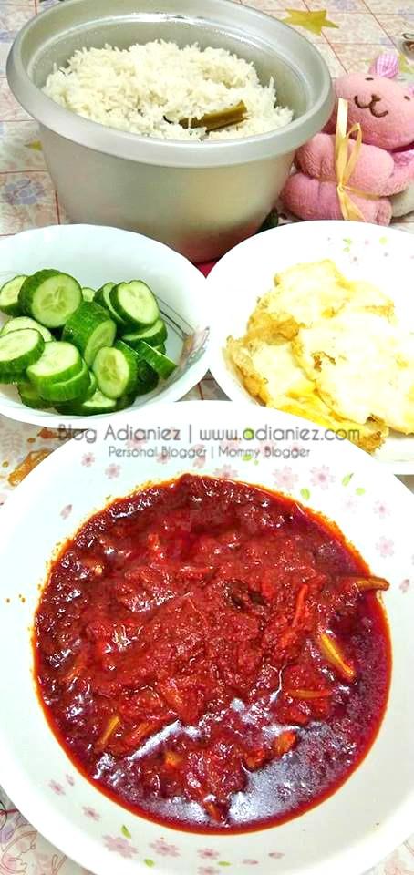 Hujung Minggu | Nasi Lemak, Macaroni Bakar & Mee Goreng Bodoh !