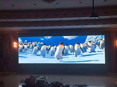 Cho thuê màn hình led indoor giá rẻ chính hãng