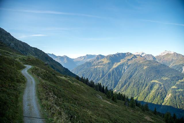 Gipfelweg Zamangspitze  Wandern Silvretta-Montafon  Vorarlberg 06