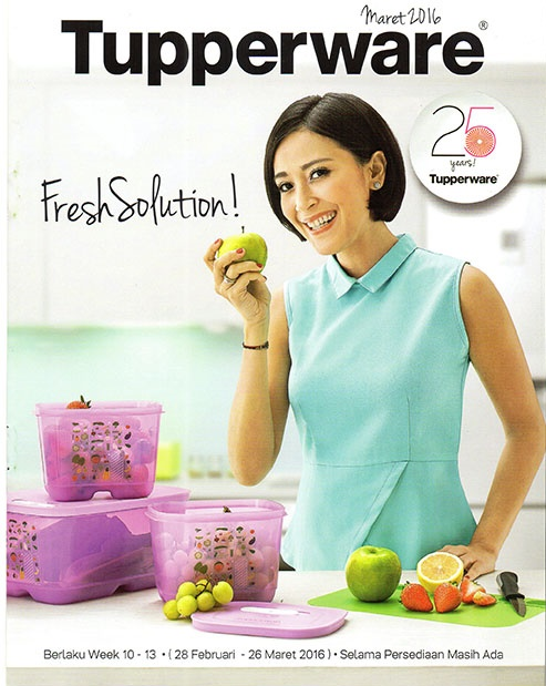Katalog Activity Promo Tupperware Agustus 2017