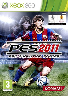 PES: Pro Evolution Soccer 2011 (LT 2.0/3.0) Xbox 360 Torrent Download