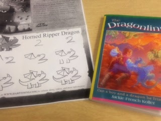 Salute the character traits of bravery, courage, and conviction with this book study about a young boy who is determined to save the young dragon he has adopted. Your primary students will love using the free booklet to then write about their own pet dragon!