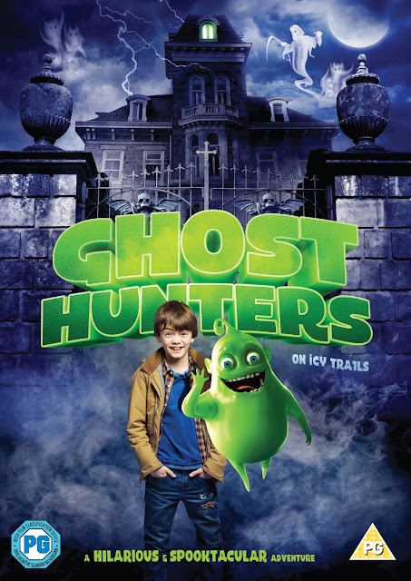 Ghosthunters on icy Trail, Ghosthunters, Halloween movie