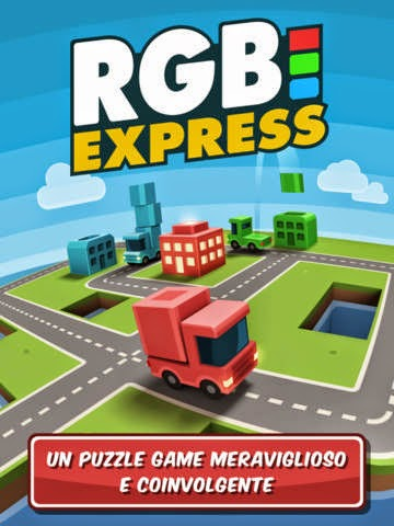 -GAME-RGB Express - Il puzzle dei mini camion