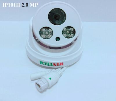 Camera IP WinTech IP101H Độ phân giải 2.0 MP