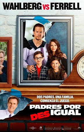 Padres Por Desigual (Daddy's Home) (2016)