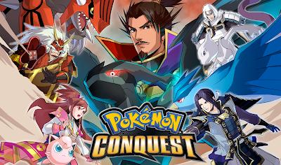Resultado de imagen de pokémon conquest