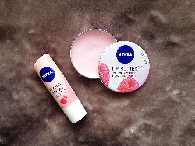 Ulubione kosmetyki pielęgnacyjne do ust + pielęgnacja DIY
